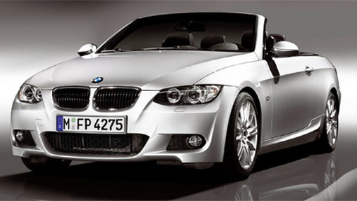 M Sport package for the BMW 3 Series Convertible