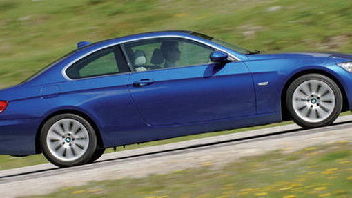 New BMW 320i and 320d 3-series coupe
