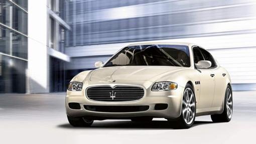 Finally, Maserati's Quattroporte Automatic