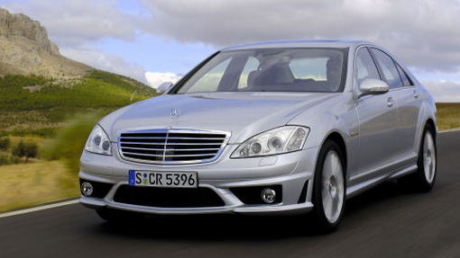 Mercedes Benz S63 AMG: Power to the plutocrats
