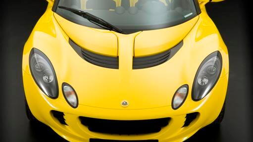 Lotus Elise Special Edition Club Racer