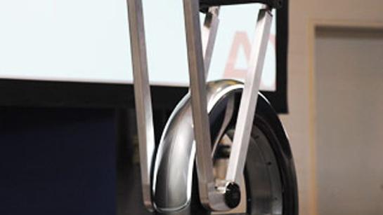 Audi A0 Monocycle Concept