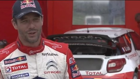 Loeb to race at 2012 X Games rallycross