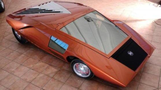 1970 Bertone Lancia Stratos HF Zero