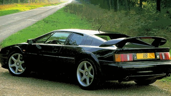 2001 Lotus Esprit V-8