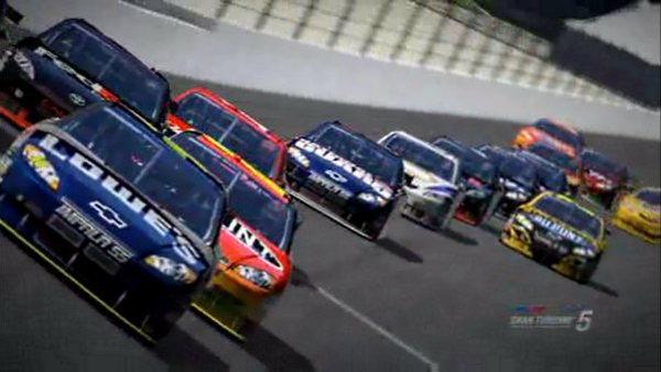 NASCAR in Gran Turismo 5