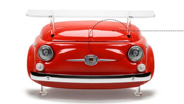 Fiat 500 Design Collection