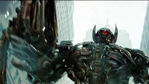 Shockwave in Transformers 3 – Dark of the Moon
