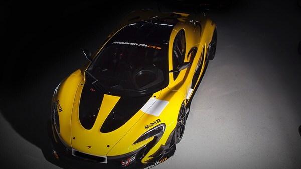 McLaren P1 GTR for sale in Denmark