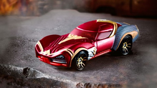 Hot Wheels: Wonder Woman