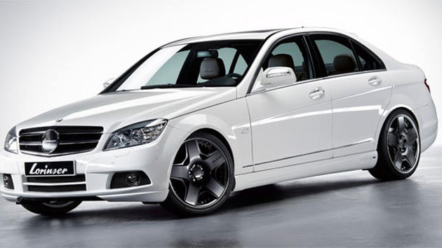 Lorinser C-Class upgrade package