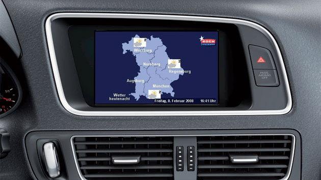 Audi's Generation 3 MMI (European version)