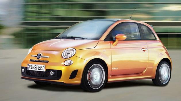 2009 Rinspeed E2 Concept