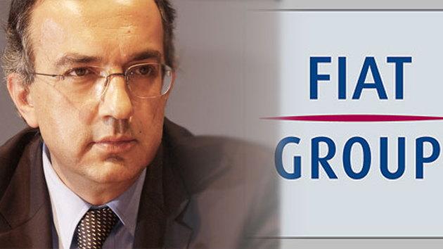 Sergio Marchionne, CEO of Fiat