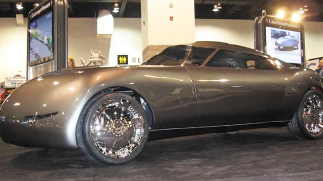 2009 Lightning Hybrids LH4 concept