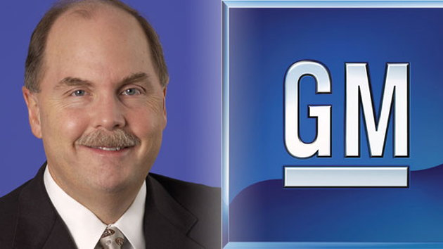GM's Fritz Henderson isn't afraid to talk about bankruptcy
