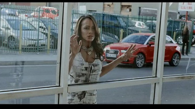 Dania Ramirez in a video campaign for the Audi A1