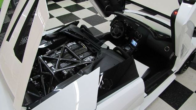 Lamborghini Murcielago LP640 Roadster Versace for sale