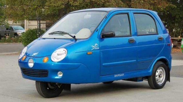 ZAP Xebra Sedan