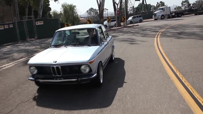 Clarion Builds BMW 2002