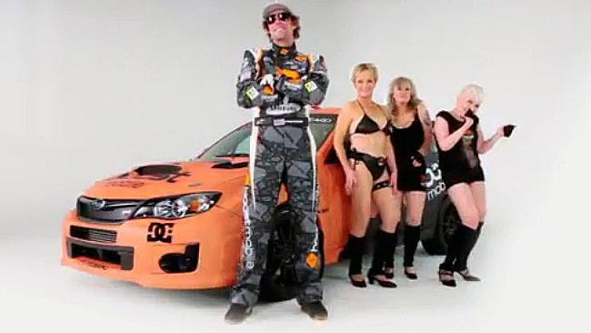 Travis Pastrana pokes fun at Ken Block in new video