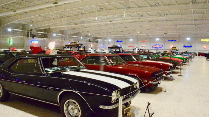 America's Muscle Car Museum