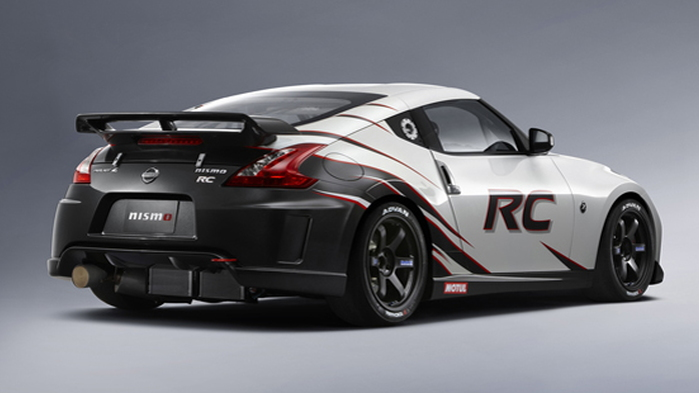 The NISMO 370Z RC. Image: NISMO