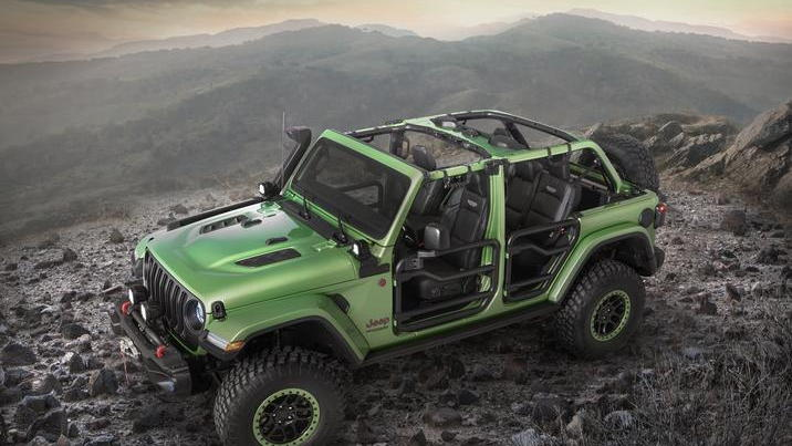2021 Jeep Wrangler Plug-in Hybrid >> Jeep News Green Car Photos News Reviews And Insights Green