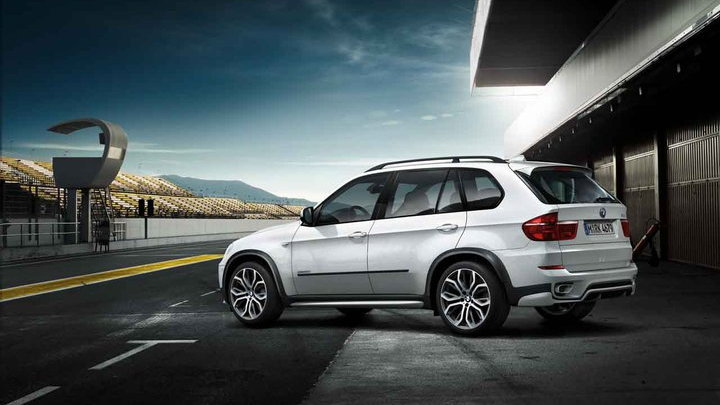 BMW Performance Range for X5 and X6