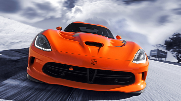 2014 SRT Viper T/A