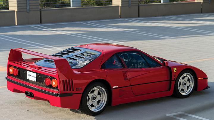 1990 Ferrari F40 for sale