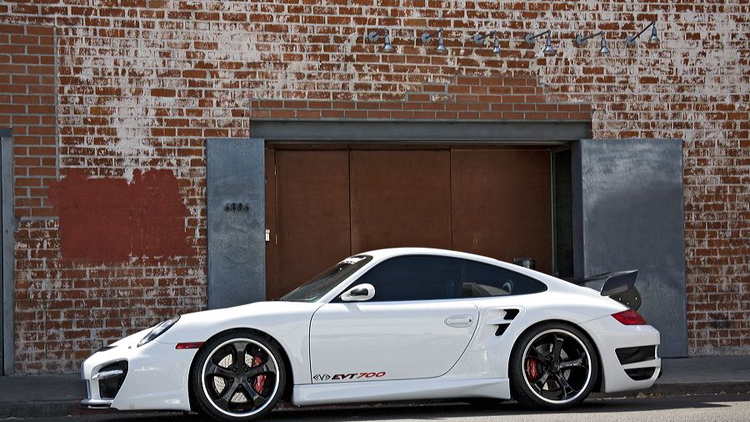 evolution motorsports evt700 997 porsche 911 turbo 013