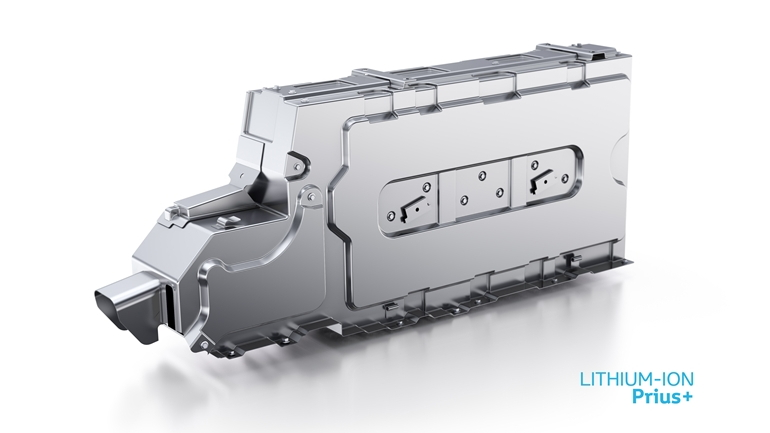 2012 Toyota Prius Plus Battery