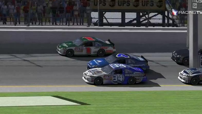 NASCAR on iRacing