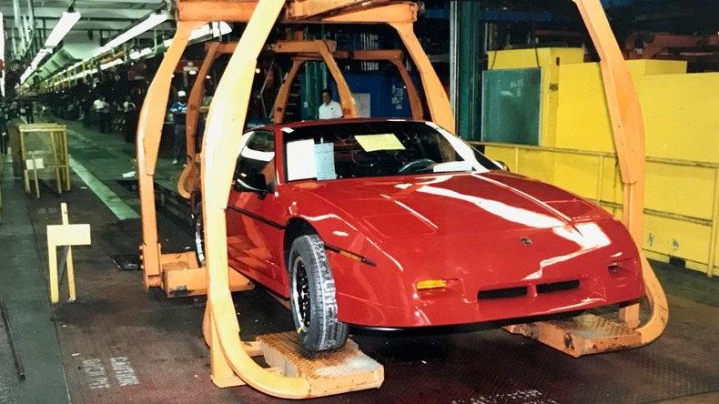 Final Pontiac Fiero