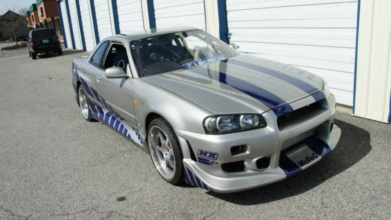 Nissan skyline gtr price 2002