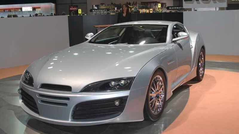 2005 Laraki Borac, Geneva Motor Show