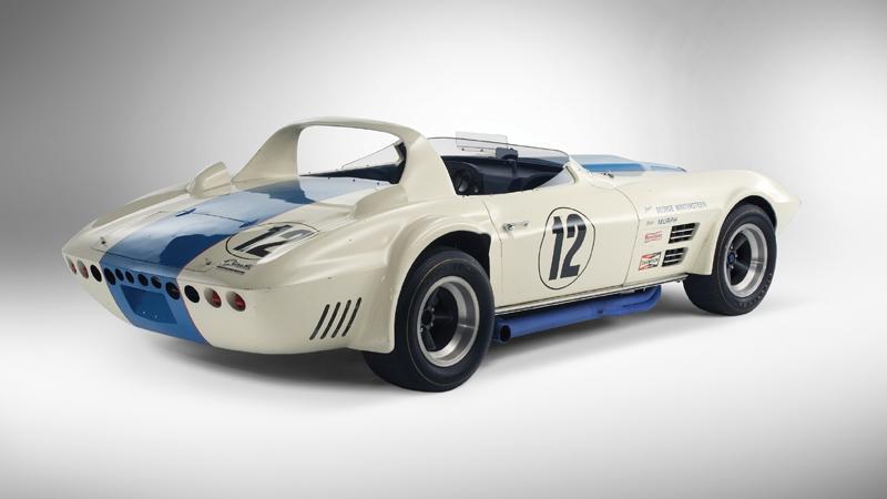 1963 corvette grand sport chassi 002 002