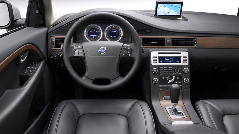 v70 interior