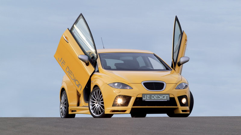 seat leon fr front a