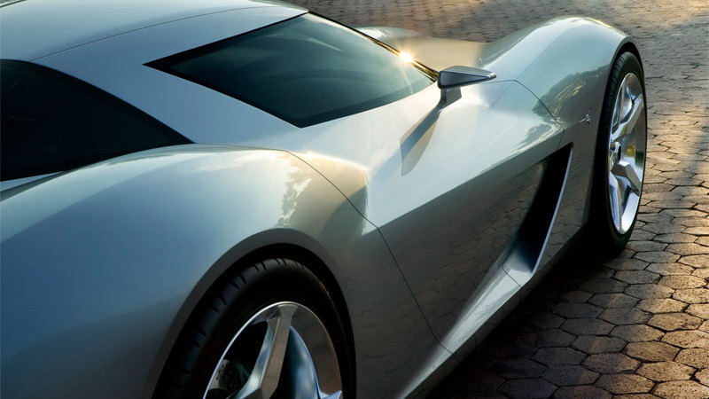 2009 Chevrolet Corvette Stingray Concept