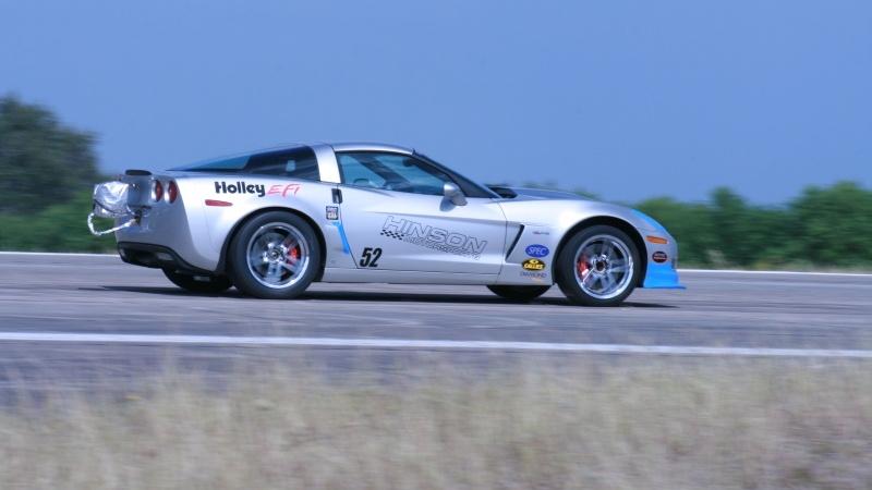 Hinson Motorsports Chevrolet Corvette Z06