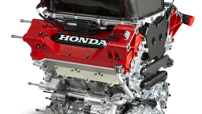 Image courtesy Honda Performance Development