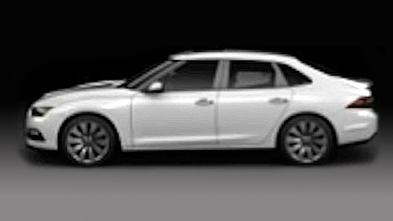 Phoenix-based Saab 9-3 rendering. Image via Sverige Radio.
