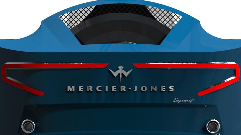 2015 Mercier-Jones Supercraft