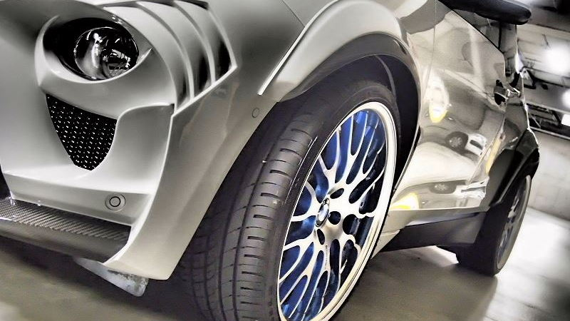 BMW EVO i3