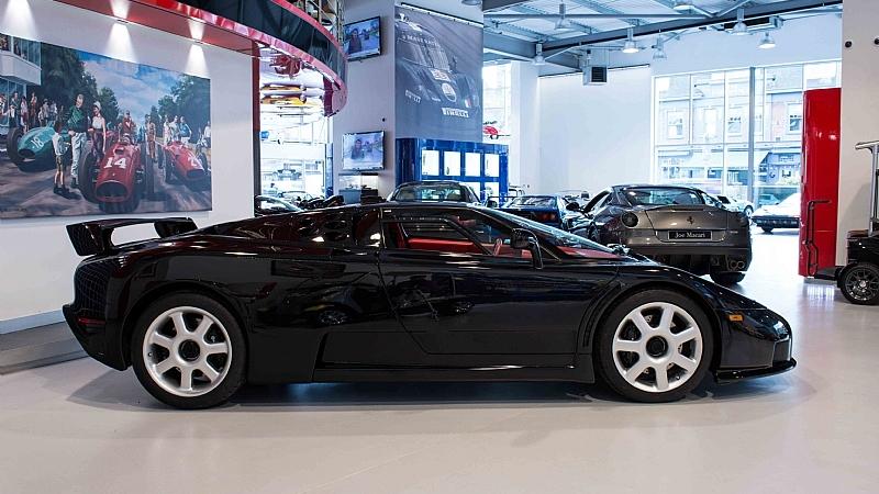 Bugatti EB110 Dauer for sale