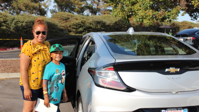 Used 2016 Chevy Volt sold through Peninsula Family Service program (CREDIT: Peninsula Clean Energy)
