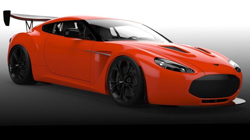 2011 Aston Martin V12 Zagato Racer