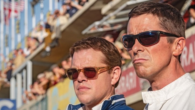 New Trailer, Poster For 'Le Mans '66'/'Ford V Ferrari'